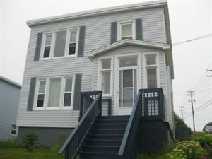 Excellent Two Tenant West Saint John with Water View