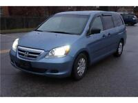 2007 HONDA ODYSSEY NO ACCIDENT. 1 OWNER. 2YRs Warranty! City of Toronto Toronto (GTA) Preview