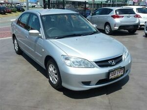 2005 Honda Civic 7TH GEN GLi Silver 4 Speed Automatic Sedan Strathpine Pine Rivers Area Preview