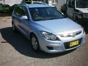 2012 Hyundai i30 FD MY12 CW SX 1.6 CRDi 4 Speed Automatic Wagon Heatherbrae Port Stephens Area Preview