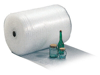 1 ROLL - 200m x 500mm Aircap Small Bubble Wrap + 24H / Double Length Rolls