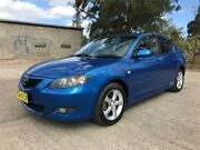 2005 Mazda 3 BK10F1 Neo Blue Sports Automatic Sedan South Nowra Nowra-Bomaderry Preview