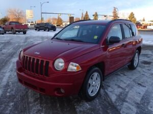 2008 Jeep Compass NORTH Sunroof,  A/C,