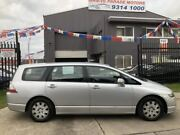 2007 Honda Odyssey 20 MY06 Upgrade 5 Speed Sequential Auto Wagon Brooklyn Brimbank Area Preview
