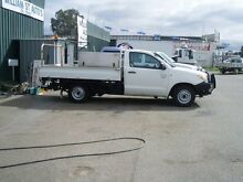 2007 Toyota Hilux workmate vvti 5 Speed Manual Trayback Kenwick Gosnells Area Preview