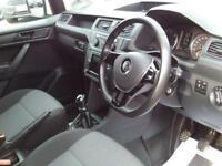 Volkswagen Caddy 2.0 Tdi Bluemotion Tech 102Ps Highline Van DIESEL MANUAL (2016)