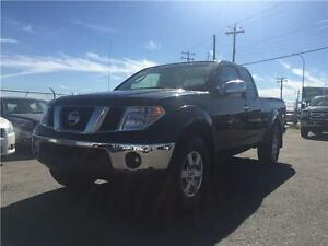 2007 Nissan Frontier SE LOOKS AND RUNS GREAT 4WD 6 SPD