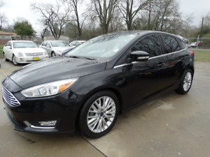 2015 Ford Focus Hatchback Titanium Fully Loaded