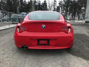 2006 BMW Z4 Coupe 3.0 liter