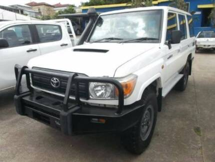 From $150p/w ON FINANCE* 2011 Toyota LandCruiser Wagon Mount Gravatt Brisbane South East Preview