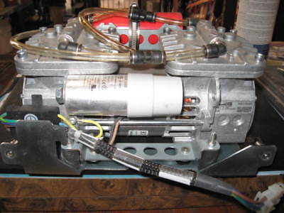 4 Qty Thomas Pump Compressor 8010 Z-25 115v 60hz