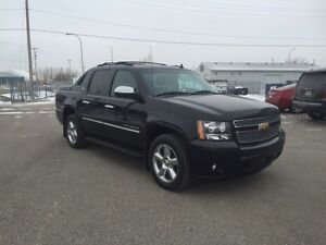 2013 Chevrolet Avalanche LTZ Pickup Truck Black Diamond Edition