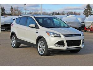 2015 Ford Escape Titanium SK Tax Paid AWD*Backup Camera-Nav*