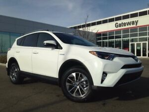 2018 Toyota RAV4 HYBRID XLE 4dr All-wheel Drive