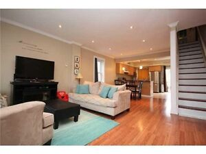 Renovated 3 bedroom FULL house finished basement