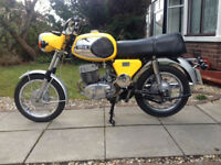mz 250 ts unrestored 1974 one of the best