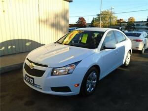 2013 Chevrolet Cruze GAURANTEED FINANCING