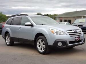 $72 WEEKLY!!! LEATHER! 2013 Subaru Outback 2.5i w/Limited Pkg