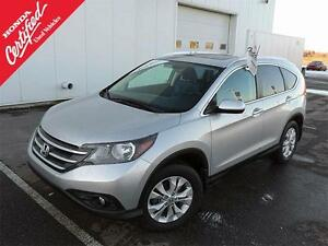 2012 Honda CR-V Touring | One Tax