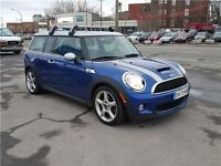 MINI Cooper Clubman S Turbo  2008