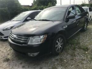 2009 Ford Taurus SEL AWD SAFE RUNS AND DRIVES AS TRADED DEAL