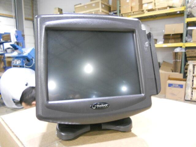 Radiant P1220 POS Touchscreen Terminal w/Epson Printer