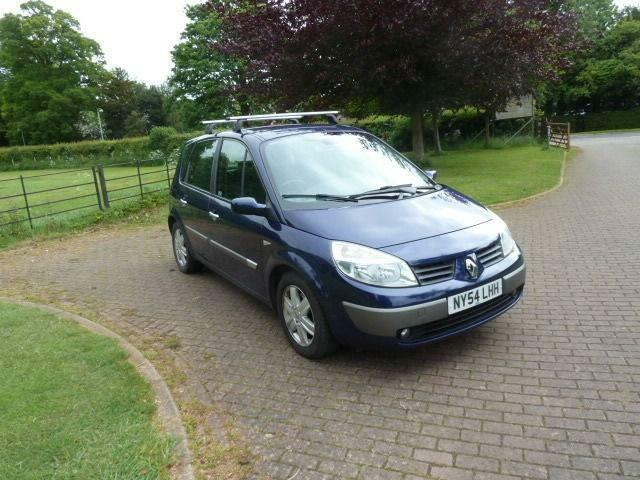 2005 39 54 39 renault scenic dynamique 1 9 dci 120 in bourton on the water gloucestershire gumtree. Black Bedroom Furniture Sets. Home Design Ideas
