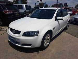 2006 Holden Commodore VE Omega V White 4 Speed Automatic Sedan Greenacre Bankstown Area Preview
