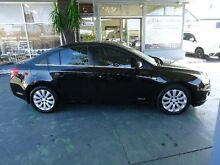 2012 Holden Cruze JH MY13 CDX Black 6 Speed Automatic Sedan Hamilton Newcastle Area Preview
