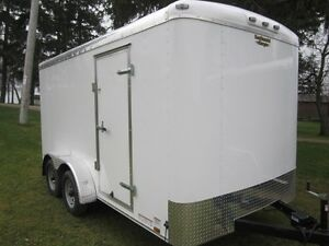 2016 7x14 Enclosed Trailer