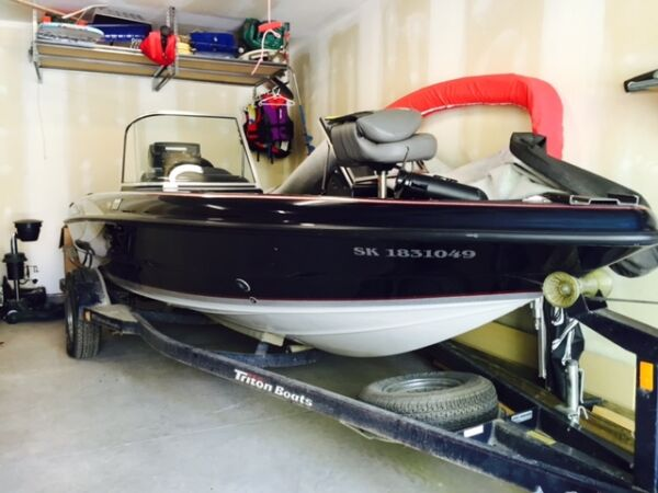Used 2005 Other Triton 177DC