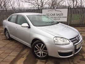 2006 Volkeswagen Jetta 1.6 FSI SE 4DR. 2 Owners From New. MOT DEC 2017 Excellent Condition