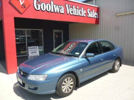 2004 VZ COMMODORE  ACCLAIM Goolwa Alexandrina Area Preview