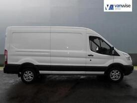 2015 Ford Transit 350 TREND SHR P/V Diesel white Manual