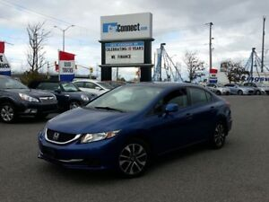 2013 Honda Civic EX ONLY $19 DOWN $65/WKLY!!