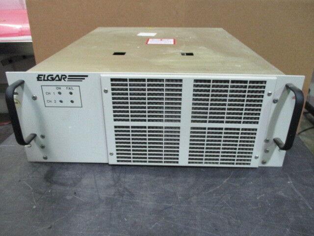 Elgar 5606315-01 Dual Channel Power Supply, 450731