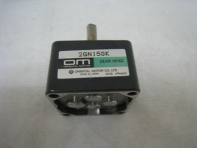 Oriental motor 2GN150K Gear head