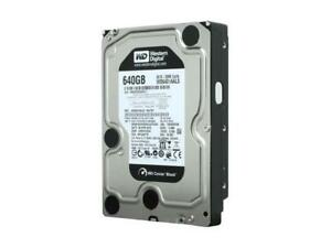 Disque Dur Western Digital 640 gb