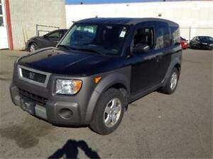 2003 HONDA ELEMENT 4X4, SUNROOF, GOOD CONDITION, NO ACCIDENTS!