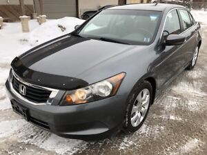2010 Honda Accord Sedan EX_ALLOYS_CLEAN_NO ACCIDENT_AUTOMATIC EX