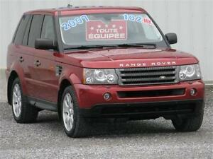 2007 Land Rover Range Rover Sport HSE 4X4****FULL EQUIPEE****