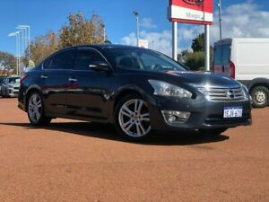 2013 Nissan Altima L33 Ti X-tronic Blue 1 Speed Constant Variable Sedan Melville Melville Area Preview