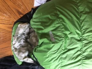 Sleeping Bag and Foam Pad