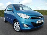 HYUNDAI i10 1.2 ACTIVE 5DOOR HATCHBACK, FACELIFT, ONLY £20 PER YEAR ROAD TAX !