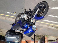 YBR 125 2008. Cheap commute. For sale or spares. SW LONDON