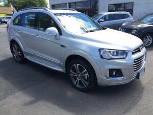 2016 Holden Captiva CG MY16 7 LTZ (AWD) Nitrate 6 Speed Automatic Wagon Invermay Launceston Area Preview