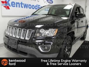 2016 Jeep Compass SPORT High Altitude 4x4 with heated power leat
