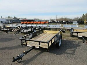 Utility Trailers - Blowout Priced