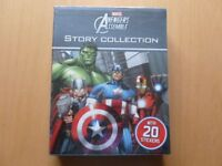 NEW Marvel Avengers Assemble Story Collection