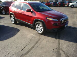 2014 Jeep Cherokee North V6 SUV, Crossover